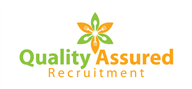 Logoinn created this logo for Quality Assured Recruitment - who are in the Recruitment Logo Design  Sectors
