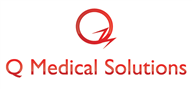 Logoinn created this logo for Quality Medical Solutions, Inc. - who are in the Medical Logo  Sectors