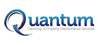 Logoinn created this logo for Quantum Contract Services - who are in the Cleaning Services Logo Design  Sectors