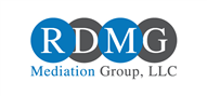 Logoinn created this logo for R & D Mediation Group, LLC - who are in the Law Logo Design  Sectors