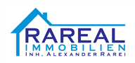 Logoinn created this logo for RAREAL Immobilien - who are in the Real Estate Logo Design  Sectors
