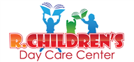 Logoinn created this logo for R Childrens Day Care Center - who are in the Kids Logo  Sectors