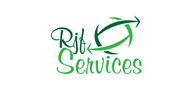 Logoinn created this logo for RJF Services - who are in the Services Logo Design  Sectors