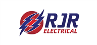Logoinn created this logo for RJR Electrical - who are in the Tools Logo Design  Sectors