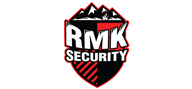 Logoinn created this logo for RMK SECURITY - who are in the Security Services Logo Design  Sectors