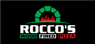 Logoinn created this logo for ROCCO'S PIZZERIA - who are in the Cafes Logo Design  Sectors