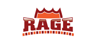 Logoinn created this logo for Rage Reviews - who are in the Media Logo Design  Sectors