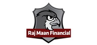 Logoinn created this logo for Raj Maan Financial - who are in the Finance Logo Design  Sectors