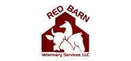 Logoinn created this logo for Red Barn Veterinary Services, LLC - who are in the Veterinary Logo Design  Sectors