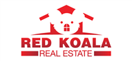 Logoinn created this logo for Red Koala real Estate - who are in the Property Logo  Sectors
