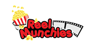 Logoinn created this logo for Reel Munchies - who are in the Food Logo Design  Sectors