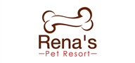 Logoinn created this logo for Rena's Pet Resort - who are in the Animal Logo Design  Sectors