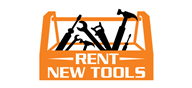 Logoinn created this logo for Rent New Tools - who are in the Tools Logo Design  Sectors