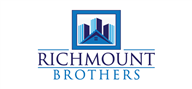 Logoinn created this logo for Richmount Brothers Global Pty Ltd - who are in the Property Logo  Sectors