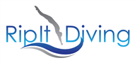 Logoinn created this logo for Rip It Diving - who are in the Sports Logo Design  Sectors