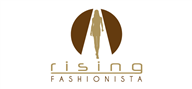 Logoinn created this logo for Rising Fashionista - who are in the Apparel Logo Design  Sectors