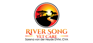 Logoinn created this logo for River Song Vet Care - who are in the Veterinary Logo Design  Sectors