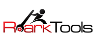 Logoinn created this logo for Roark Tools - who are in the Industrial Logo Design  Sectors