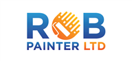 Logoinn created this logo for Rob Painter LTD - who are in the Services Logo Design  Sectors