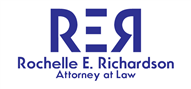 Logoinn created this logo for Rochelle E. Richardson, Attorney at Law, PLLC - who are in the Law Logo Design  Sectors