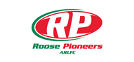 Logoinn created this logo for Roose Pioneers ARLFC - who are in the Sports Logo Design  Sectors