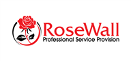 Logoinn created this logo for Rose Wall Ltd  - who are in the Services Logo Design  Sectors