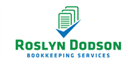 Logoinn created this logo for Roslyn Dodson Bookkeeping Services - who are in the Accounting Logo Design  Sectors