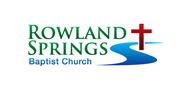 Logoinn created this logo for Rowland Springs Baptist Church - who are in the Church Logo Design  Sectors