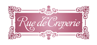 Logoinn created this logo for Rue de CREPERIE - who are in the Beverages Logo Design  Sectors