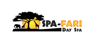 Logoinn created this logo for SPA-FARI - who are in the Salon Logo Design  Sectors
