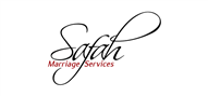 Logoinn created this logo for Safah Marriage Services - who are in the Matrimonial Logo Design  Sectors