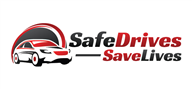 Logoinn created this logo for SafeDrivesSaveLives - who are in the Automotive Logo Design  Sectors
