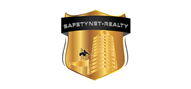 Logoinn created this logo for SafetyNet Realty - who are in the Real Estate Logo Design  Sectors