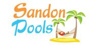 Logoinn created this logo for Sandon Pools - who are in the Landscape Logo Design  Sectors
