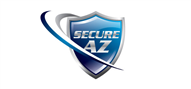 Logoinn created this logo for Secure Az - who are in the Security Services Logo Design  Sectors