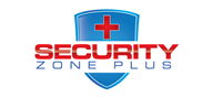 Logoinn created this logo for Security Zone Plus - who are in the Security Services Logo Design  Sectors