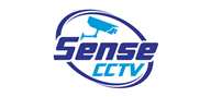 Logoinn created this logo for Sense CCTV - who are in the Security Services Logo Design  Sectors