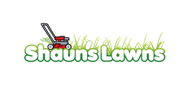 Logoinn created this logo for Shaun's Lawns - who are in the Landscape Logo Design  Sectors
