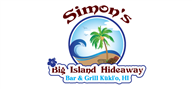 Logoinn created this logo for Simon's Big Island Hideaway - who are in the Food Logo Design  Sectors