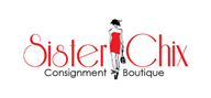 Logoinn created this logo for Sister Chix - who are in the Apparel Logo Design  Sectors