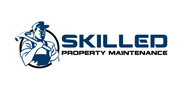 Logoinn created this logo for Skilled Property Maintenance - who are in the Services Logo Design  Sectors