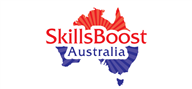 Logoinn created this logo for SkillsBoost Australia - who are in the Training Logo Design  Sectors