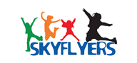 Logoinn created this logo for Skyflyers - who are in the Sports Logo Design  Sectors