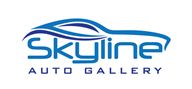 Logoinn created this logo for Skyline Auto Gallery - who are in the Automotive Logo Design  Sectors