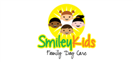 Logoinn created this logo for Smiley Kids Family Day Care - who are in the Kids Logo  Sectors