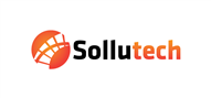 Logoinn created this logo for Sollutech Group LLC - who are in the Computer Logo Design  Sectors