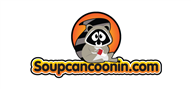 Logoinn created this logo for Soupcancoonin - who are in the Outdoor Logo Design  Sectors