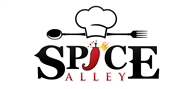 Logoinn created this logo for Spice Alley - who are in the Cafes Logo Design  Sectors