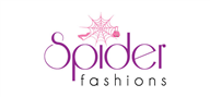 Logoinn created this logo for Spider Fashions Ltd - who are in the Fashion Logo Design  Sectors