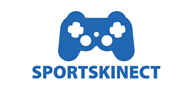 Logoinn created this logo for SportsKinect - who are in the Sports Logo Design  Sectors